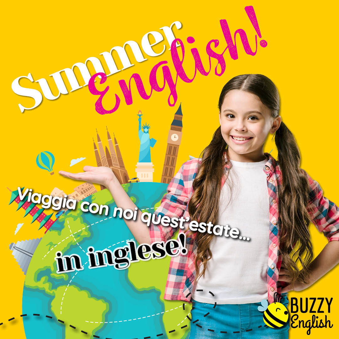 Buzzy English: Let's travel... da casa con Buzzy English
